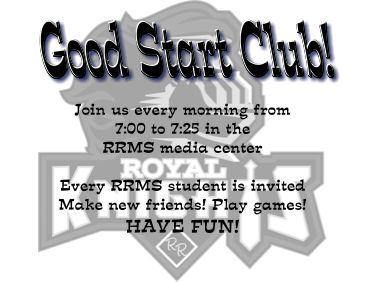 Good Start Club