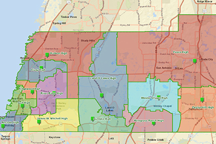 District Rezoning Page