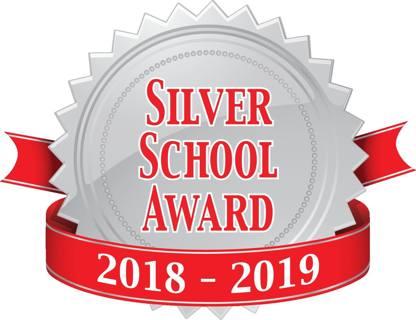 Silver School Award18-19[1]